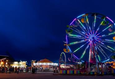 The Oregon State Fair and Exposition